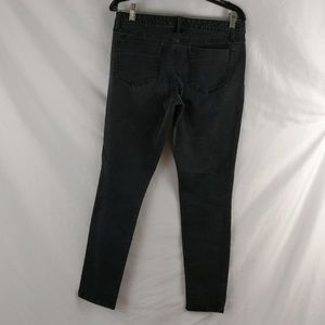 Mossimo Supply Co. Jeans - Mossimo denim leggings size 8 black